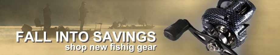 Get Out and Fish! Great Savings on Rods and Reels from Organized Fishing, Okuma, and Sportsmans Creek